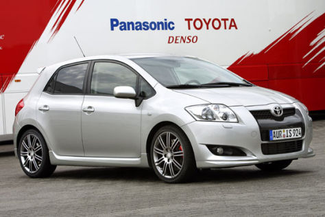 Toyota Auris 2.2 D-CAT