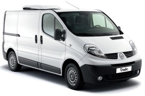 Renault Trafic Isofrigo