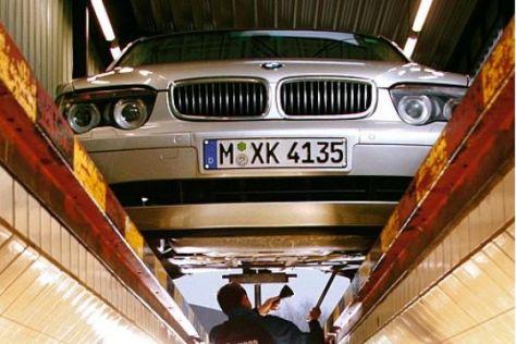 TÜV fordert Preiserhöhung