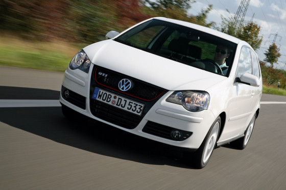 Überzeugendes Gesamtpaket: Der VW Polo GTI gibt nur optisch die weiße Unschuld.