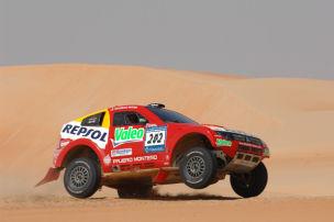 Heißes Wüsten-Rennen