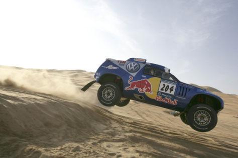 Dakar 2008 VW Race-Touareg 2