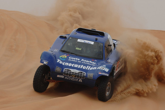 Schlesser-Buggy Rallye Dakar 2008