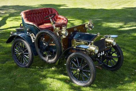 Ältester Rolls-Royce versteigert