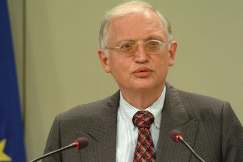 Interview mit Günter Verheugen