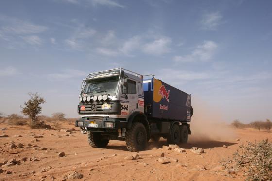 VW-Race-Truck Rallye Dakar 2007
