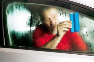 Feuchtigkeit im Auto: So legen Sie Ihr Auto trocken
