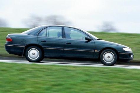 Ford Rapid City >> Omega auf Talfahrt - autobild.de