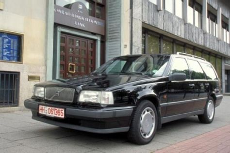 gebrauchtwagen test volvo 850 1991 1996. Black Bedroom Furniture Sets. Home Design Ideas