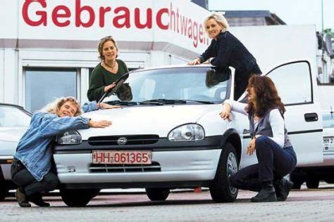 gebrauchtwagen-test: opel corsa b (1993-2000) - autobild.de