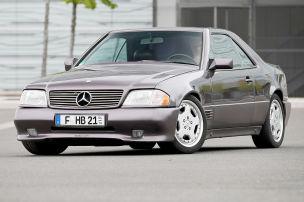 Die irrsten Mercedes W 124