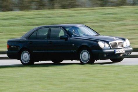 Mercedes Benz E Klasse 1995 2002 Autobild De