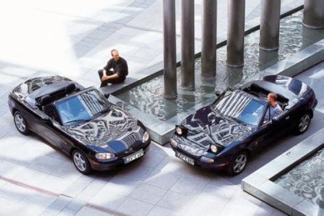 Gebrauchtwagen Test Mazda Mx 5 1989 2005 Autobild De