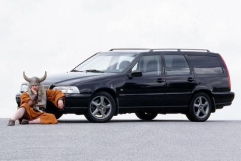 gebrauchtwagen test volvo v70 1996 2000. Black Bedroom Furniture Sets. Home Design Ideas