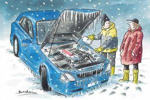 Zaubermittel Frostschutz