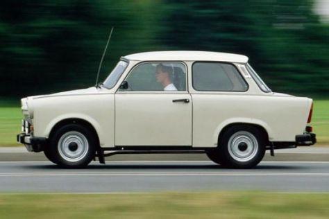 Ddr Erinnerungen Trabant P 601 1964 1991 Autobild De