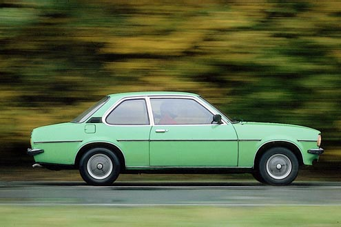 Opel Ascona B (1976-1980)