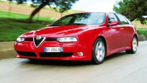 alfa romeo 156 gta - autobild.de