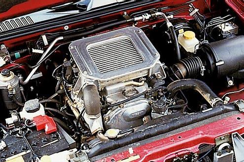 Nissan Pickup 4x4 2.5 Di