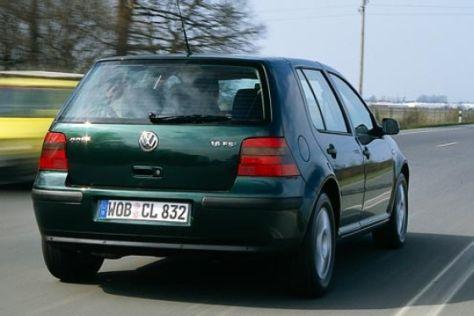 VW Golf 1.6 FSI - autobild.de