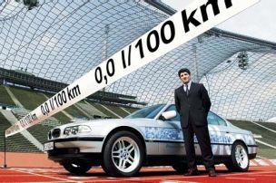 Wasserstoff-BMW geht in Serie