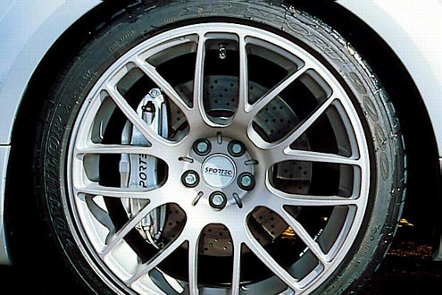 Versicherung für getunte Autos