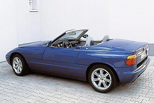Ein Tag im BMW Z1