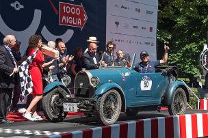 So war die 90. Mille Miglia
