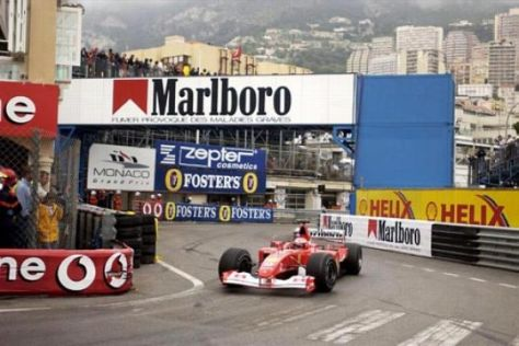 Formel 1 Sponsoren