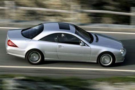 Facelift F 252 R Mercedes Cl Klasse Autobild De