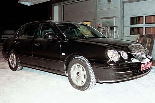Hyundai Erlkönig