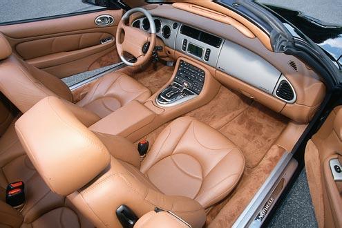 Jaguar XKR Cabrio CK425 von J Nothelle