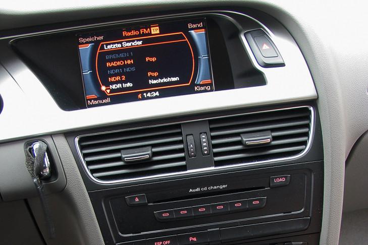 Audi A4 2.0 TDI Ambition