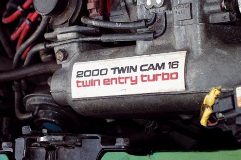 Toyota MR2 Turbo von TR-Fahrzeugveredelung