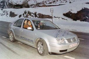 Fahren auf Sparflamme