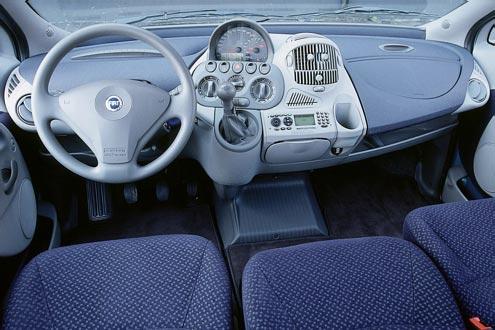 Fiat Multipla 1.9 JTD ELX
