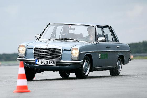 Mercedes /8 und Co: Vergleich