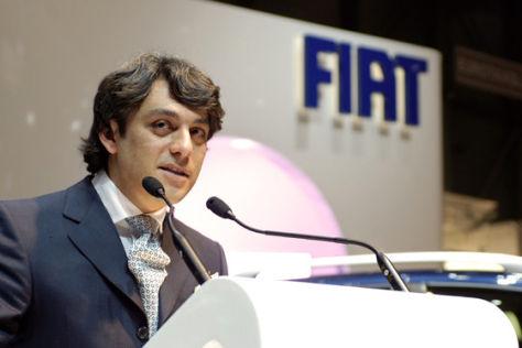 Alfa Romeo CEO Luca De Meo