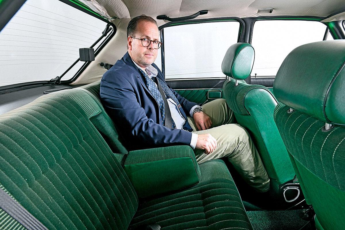 Mittelklasse-Limousinen im Test