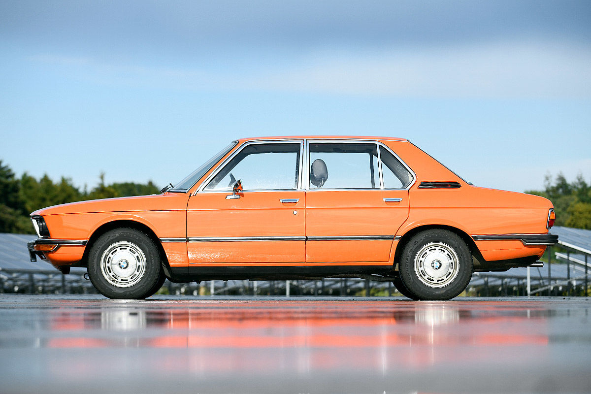Vergleich: Limousinen der 70er
