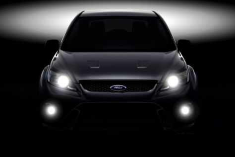 Ford Focus RS (Vorserie)