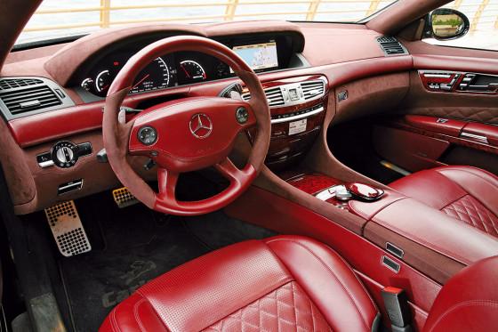 Carlsson Aigner CK65 RS Eau Rouge