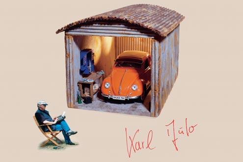 Karl Auto schreibt über Typen, Trends und Termine aus der Auto-Szene.