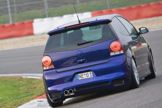 BTS Polo GTI Cup Edition