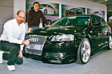 Abt Audi AS3 Series 110