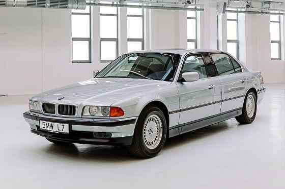 Vier Jahre und acht Monate ist dieser BMW 760i alt. In dieser Zeit hat er satte 90.040 Euro an Wert verloren.