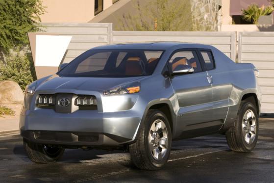 Toyota Studie A-BAT