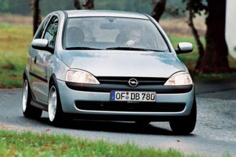 dbilas corsa 1.4 16v sport - autobild.de