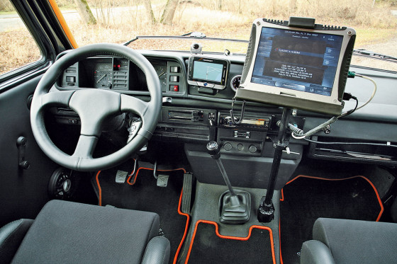 VW T3 syncro 1.9 TDI Umbau