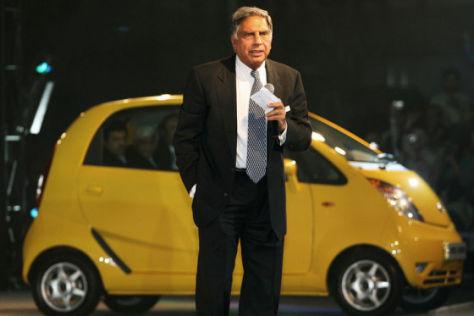 Billigauto Tata Nano
